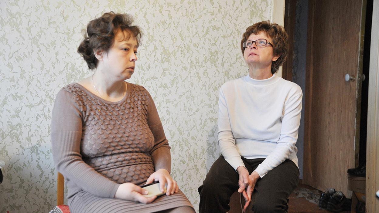 Между двумя странами. В Воронеже мать и дочь питаются на 50 рублей в день