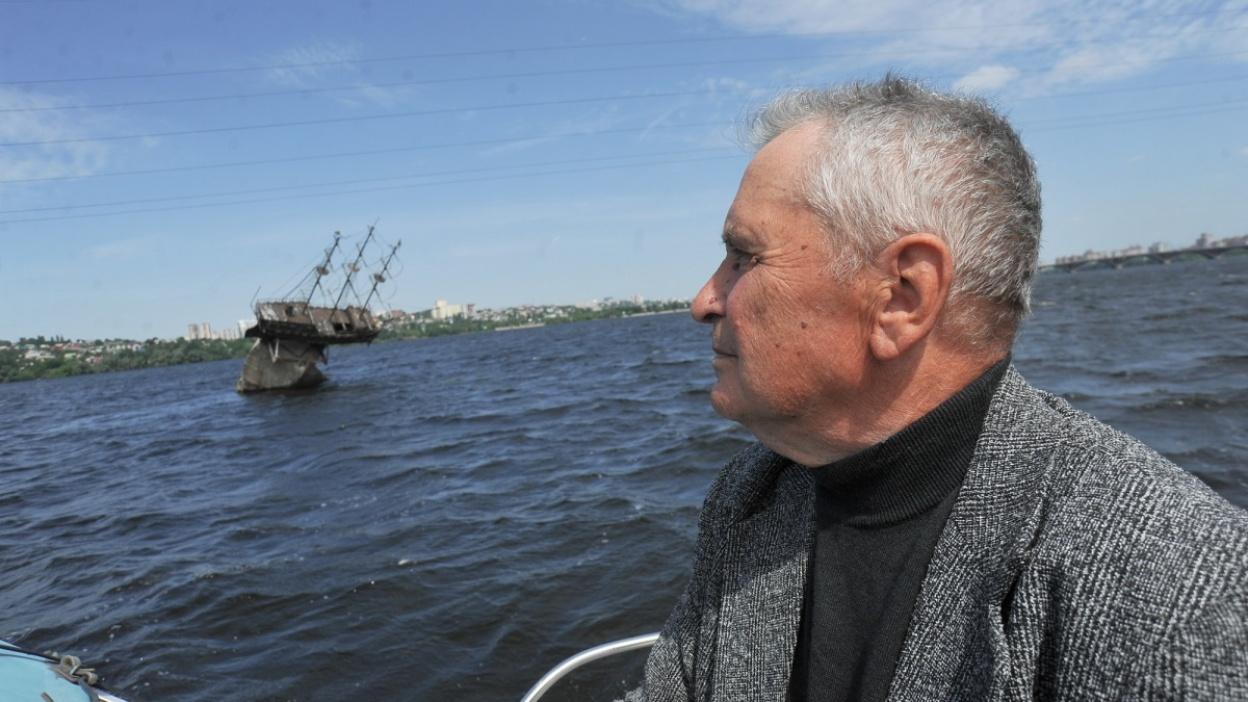 Создатель копии воронежского баркалона «Меркурий»: «Лишь бы корабль жил»