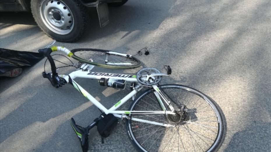 В Нововоронеже «Нива» насмерть сбила велосипедиста