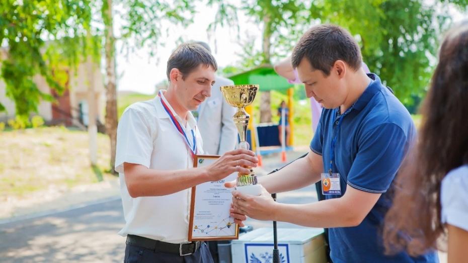Россошанца признали лучшим почтовым водителем Центрального Черноземья