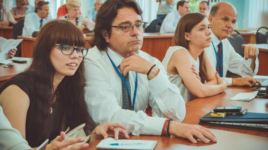 Воронежский ГУИТ провел совместный конгресс с фармацевтами из Италии