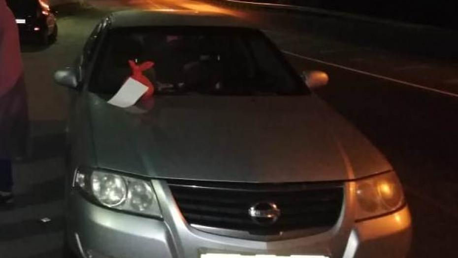 Под Воронежем волгоградца поймали с наркотиками в день рождения