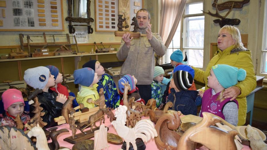 Юных борисоглебцев пригласили на бесплатные экскурсии и мастер-классы в Дом ремесел