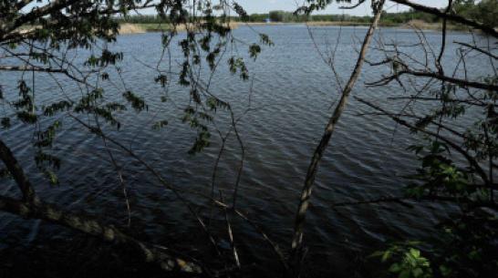 В Воронежской области мужчина заехал в пруд на ВАЗе и утонул