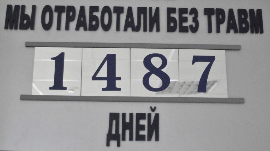 В Воронежской области на производстве погибли 25 человек за полгода