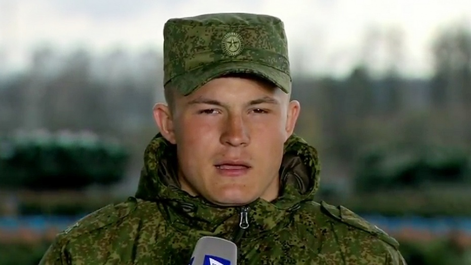 Воронежский курсант узнал у президента Путина сроки перевооружения армии России