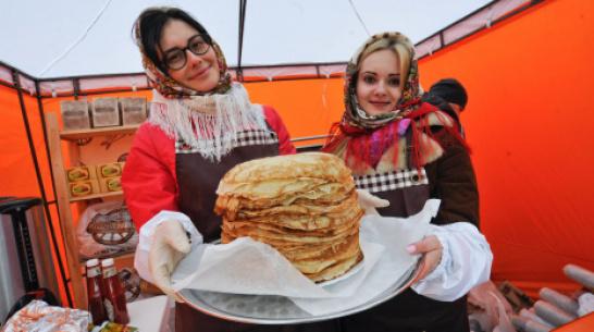 Стоимость блинов на Масленицу в Воронеже за год выросла на 6%