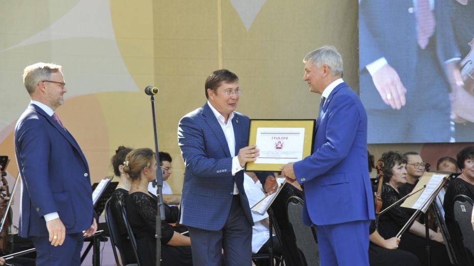 Гран-при фестиваля «Город-сад» получил Воронежский госуниверситет