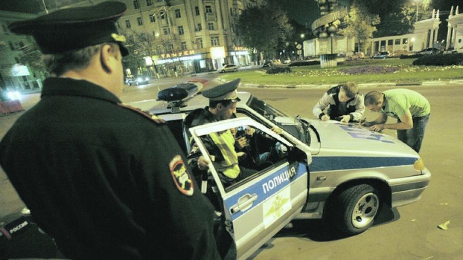 За неделю на дорогах областного центра 15 человек получили ранения
