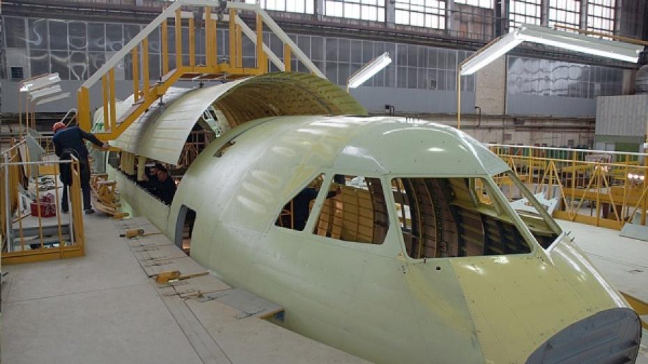 Опытный образец воронежского самолета Ил-112В завершил наземные частотные испытания