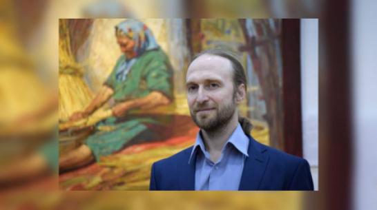 Лискинцев пригласили на выставку картин московского художника Андрея Дроздова