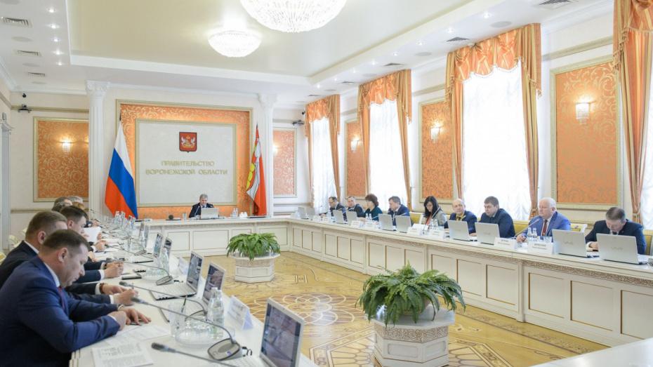 На реализацию нацпроектов в Воронежской области направят 9,4 млрд рублей в 2019 году