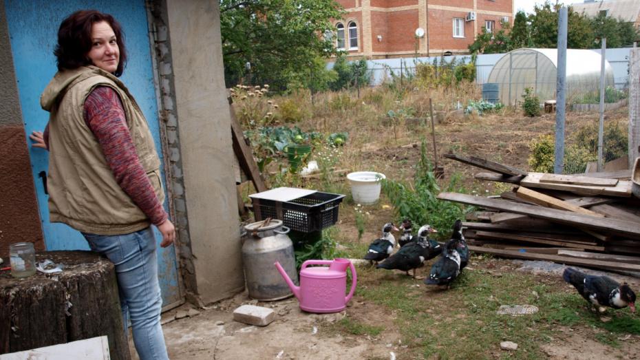 Неравнодушные воронежцы помогли многодетной матери рассчитаться с долгами