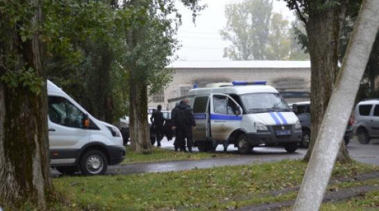 В Воронежской области арестовали пытавшегося застрелить полицейских мужчину
