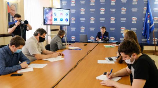 Почти 100 тыс человек в Воронежской области проголосовали в праймериз «Единой России»