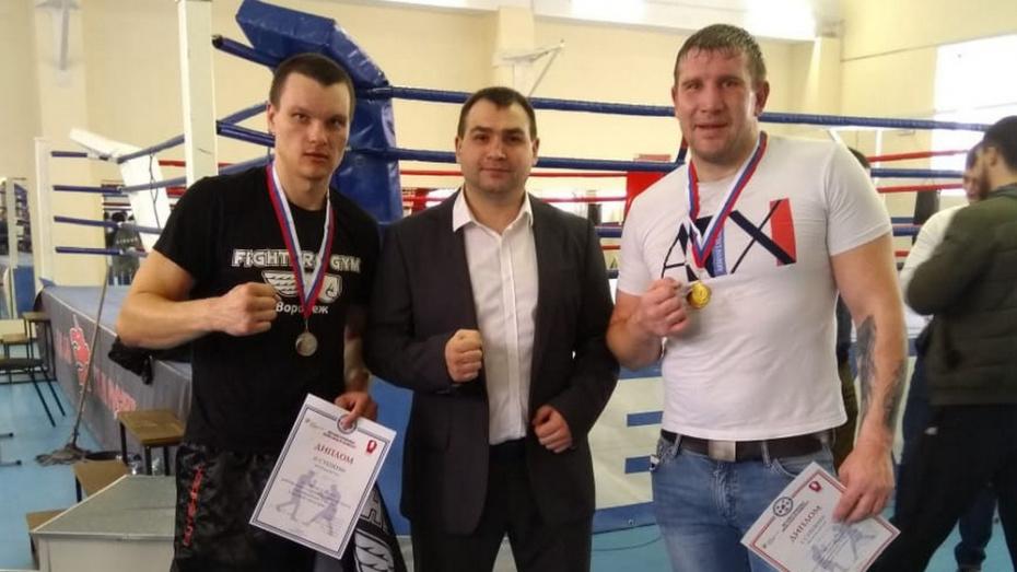 Ольховатский спортсмен вошел в десятку лучших боксеров России