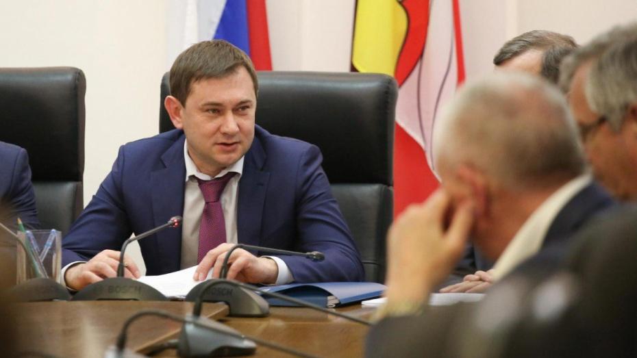 Спикер Воронежской облдумы поднялся в рейтинге глав законодательных органов