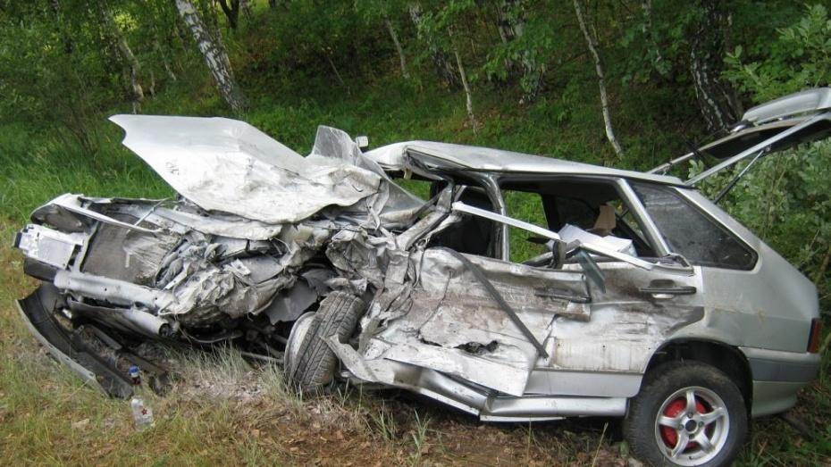 Автоледи разбилась насмерть в столкновении со стоящим прицепом в Воронежской области