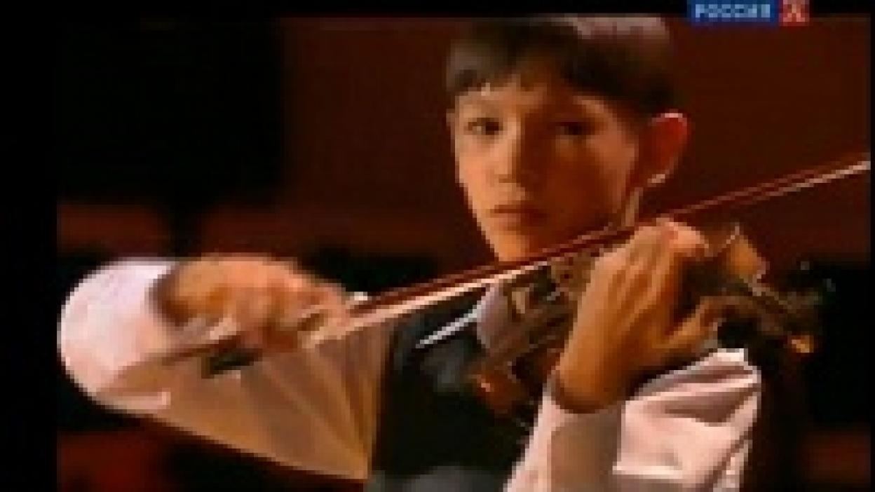 Воронежский скрипач Георгий Ибатулин выиграл конкурс юных музыкантов «Щелкунчик»
