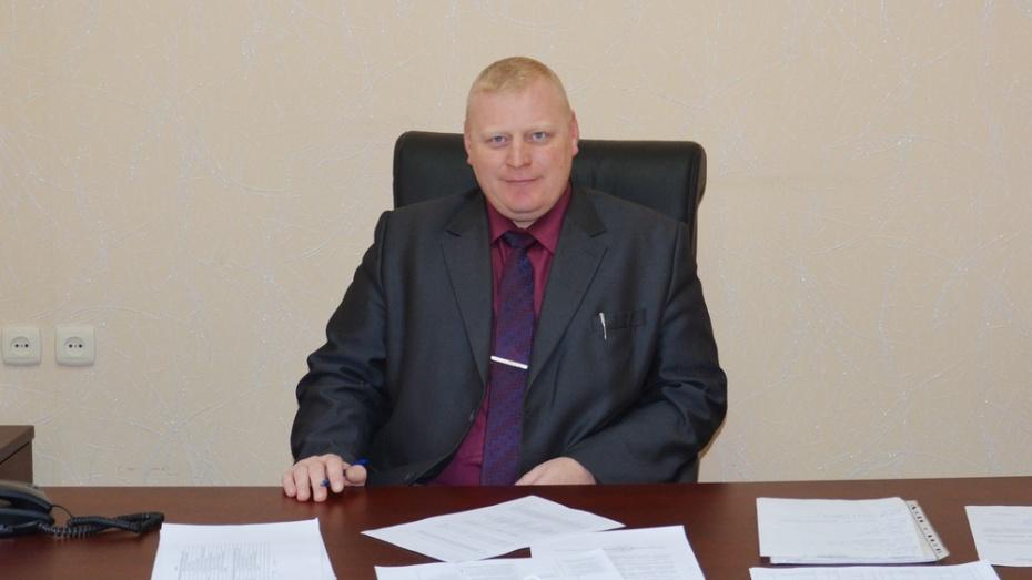 Новым главой администрации Поворино стал Дмитрий Шляхтянский