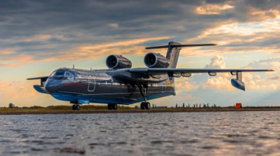 Названный именем воронежского летчика самолет поучаствует в параде в честь Дня ВМФ