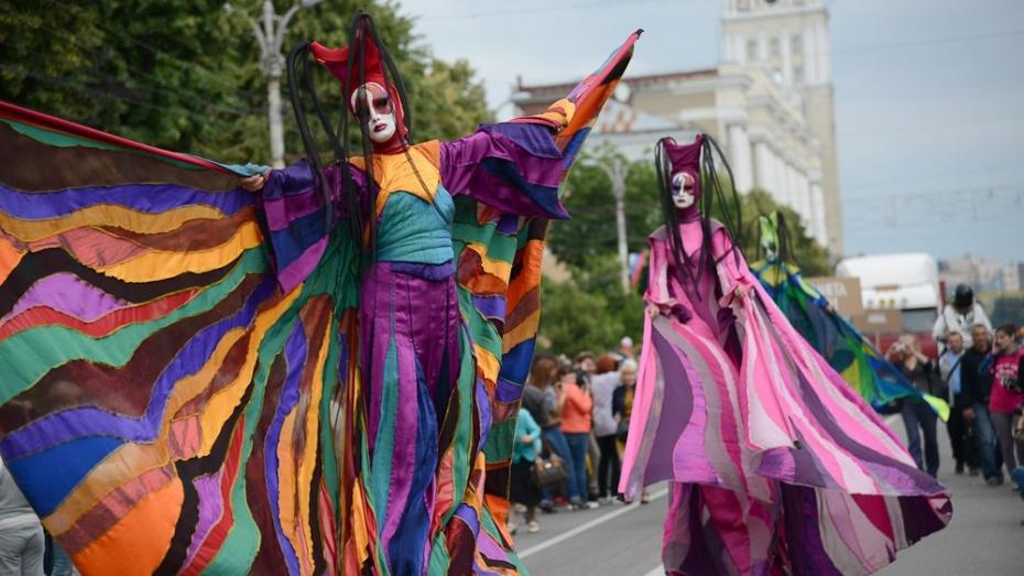 Воронеж стал одним из лидеров культурной деятельности в России
