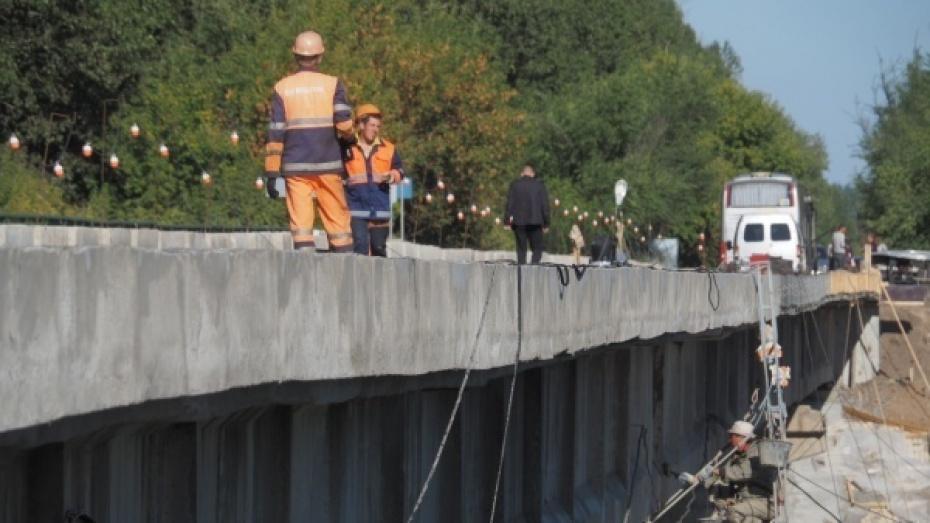 На разработку проекта реконструкции пешеходного моста в Воронеже выделили 3 млн рублей
