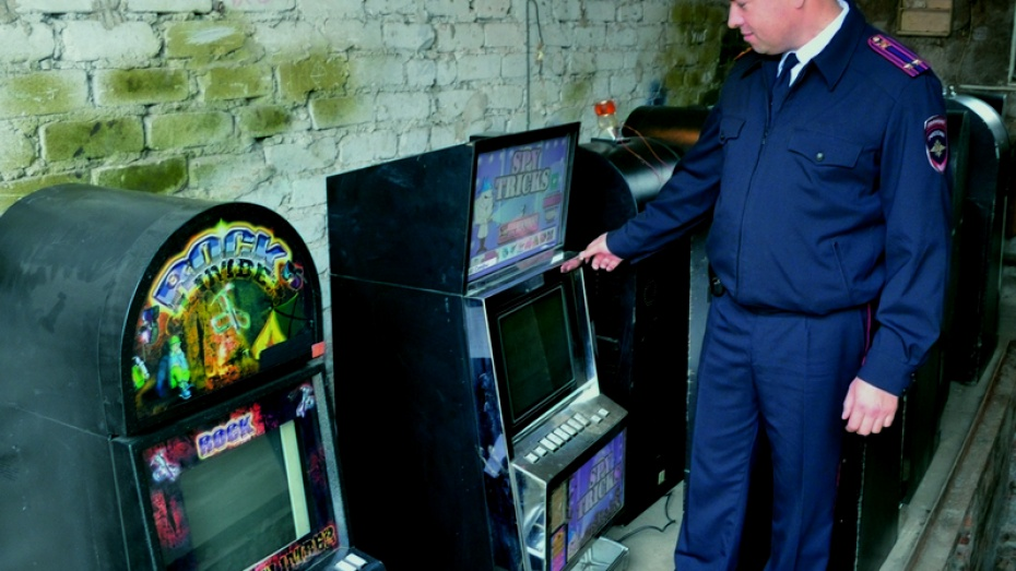 В Калаче накрыли подпольный игорный клуб