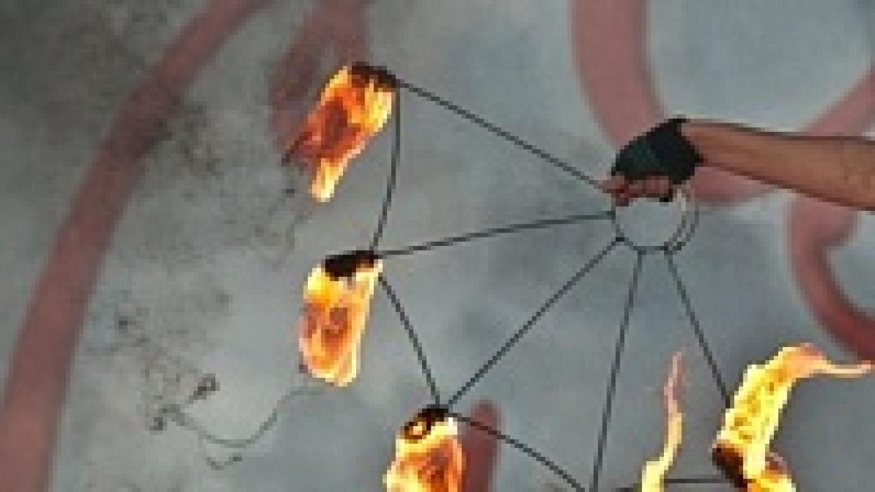 Воронежскому фаерщику оторвало руки при взрыве пиротехники на свадебном выступлении