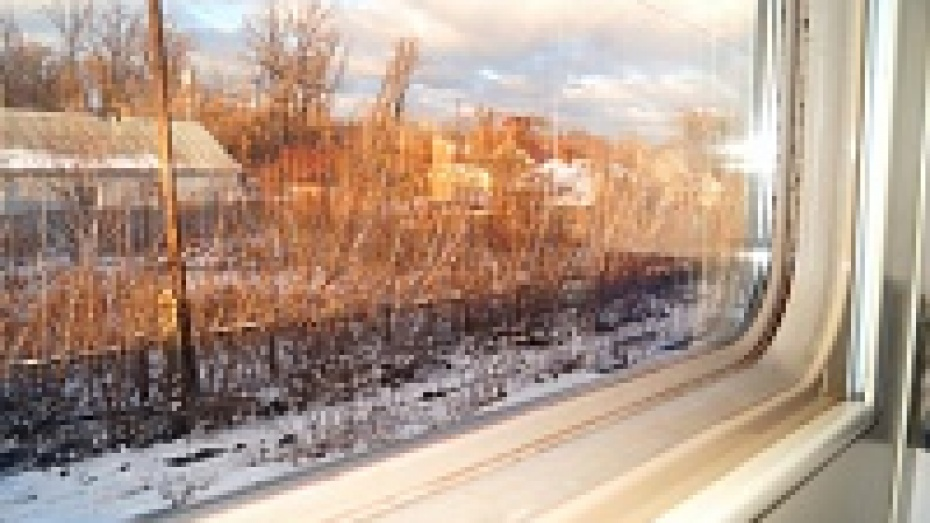 С 1 февраля на рубль подорожают каждые 10 км пути в электричке по Воронежской области