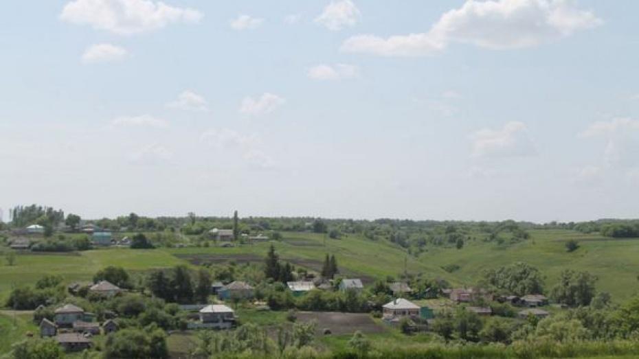 В день 400-летия в хохольском селе Борщево откроется парк