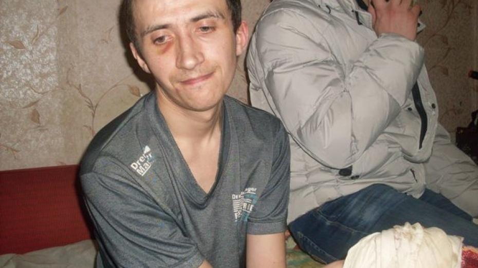 В Подгоренском районе пьяный отец перерезал горло старшему сыну