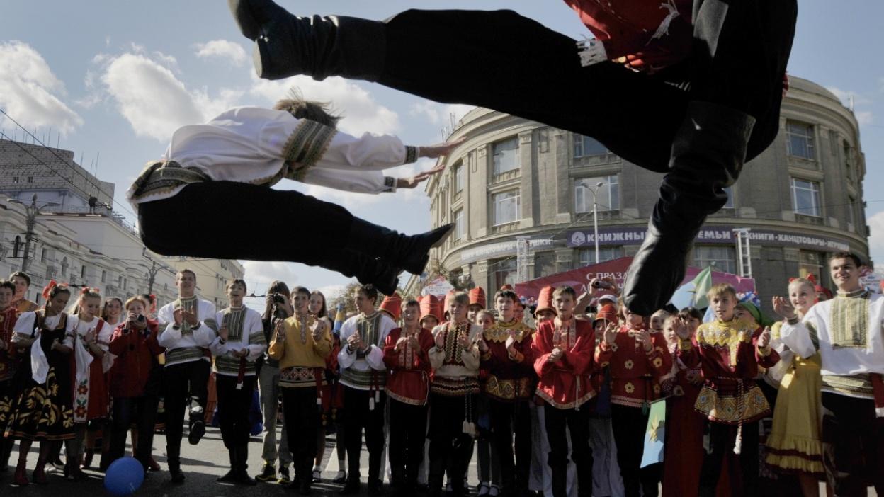 Как Воронеж отметил День города - Лента новостей Воронежа