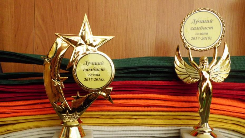 В Хохольском районе юным спортсменам впервые присвоят звание «Лучший самбист»