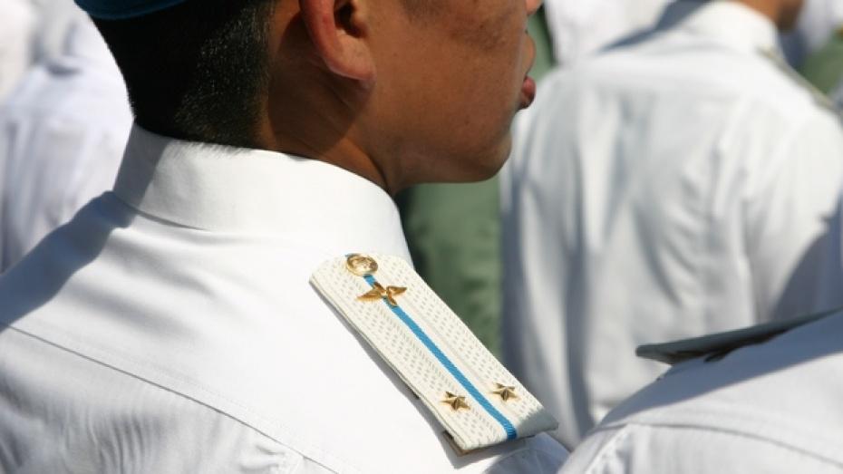 В Воронеже соберутся курсанты всех военных вузов России