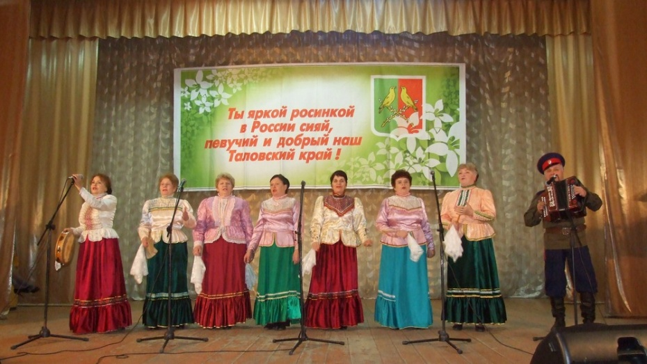 Таловский народный ансамбль выступит на двух казачьих фестивалях