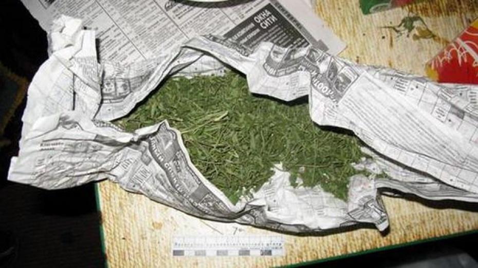 Новгородские полицейские изъяли около 40 грамм марихуаны усупругов вПодберезье