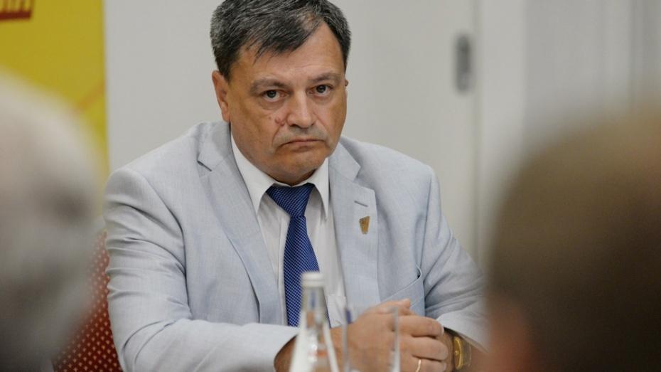 Воронежское реготделение «Справедливой России» возглавил россошанский журналист