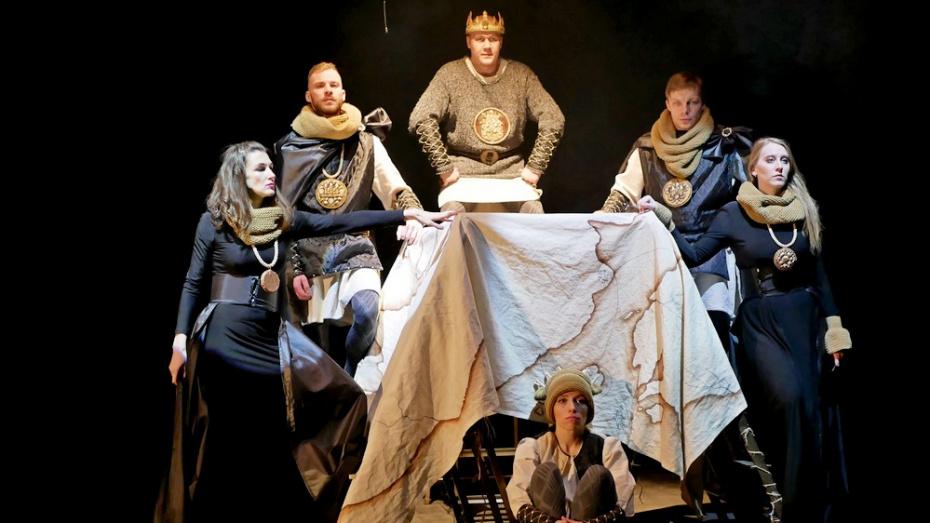 В Борисоглебском драмтеатре впервые за 50 лет поставили спектакль по пьесе Шекспира