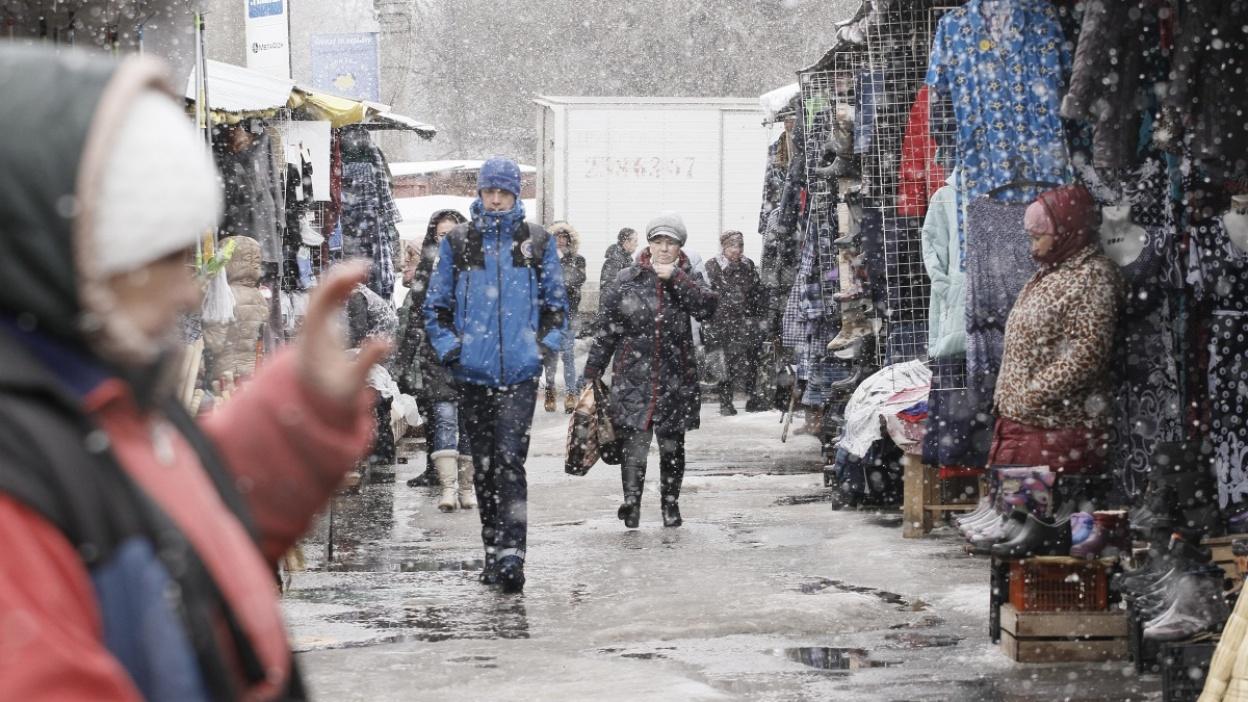 «Аукцион не потянем». Торговцы рынка на Димитрова отказались мириться с мэрией Воронежа