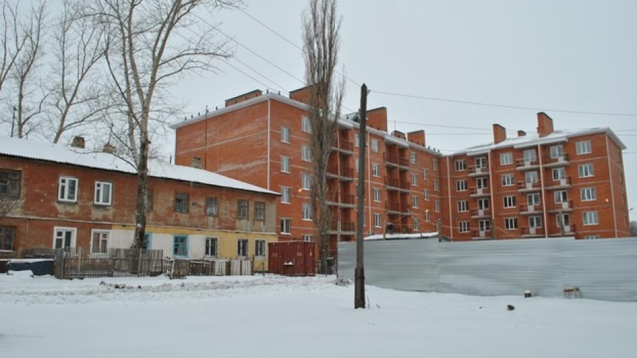 В Стрелице Семилукского района готовы квартиры для жильцов аварийных домов