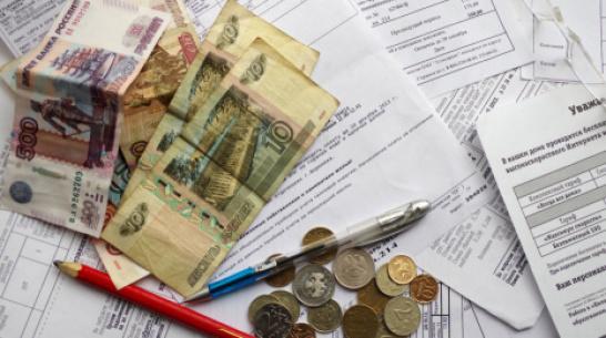 Воронежцы получат платежки за январь с опозданием