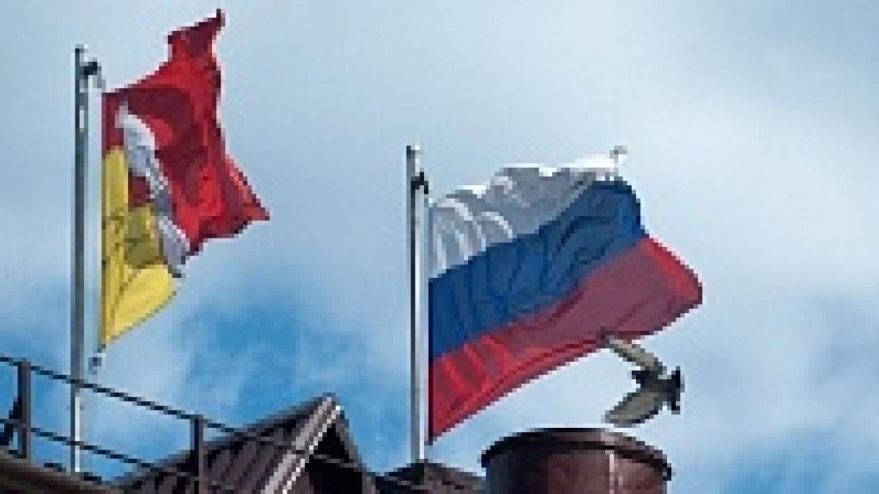 Президент Владимир Путин поздравил жителей Воронежской области с юбилеем региона