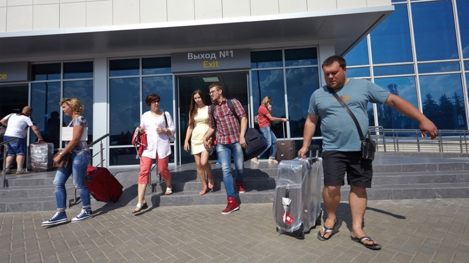 Воронежский аэропорт назвал самые популярные направления лета-2015