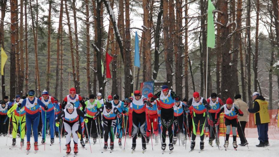 Борисоглебцы поучаствуют во всероссийской лыжной гонке «Лыжня России – 2019»