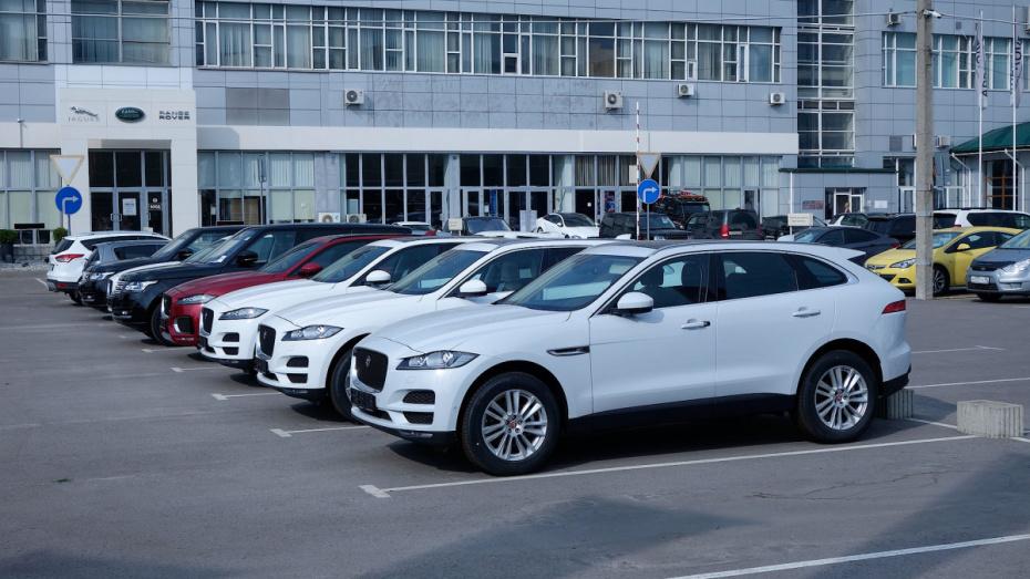 Стоимость подержанных автомобилей в Воронежской области выросла на 7% за год