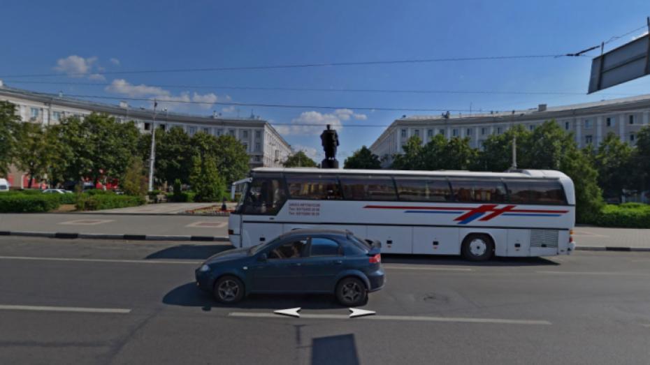 На благоустройство площади у вокзала Воронеж-1 потратят до 4,5 млн рублей