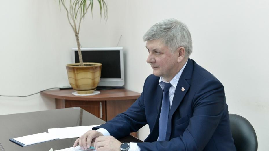 Глава Воронежской области предложил использовать опыт Боброва в развитии образования