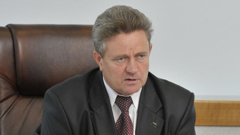 Совет муниципальных образований Воронежской области выбрал председателем Ивана Алейника
