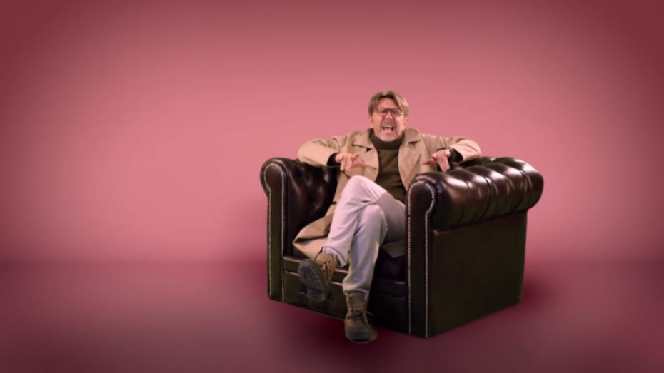 Сергей Шнуров снялся во «взрослом» клипе воронежской группы